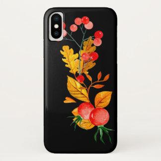 Funda Para iPhone X caso inspirado caída magnífica del iPhone
