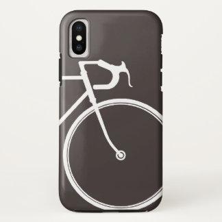 Funda Para iPhone X Caso más del iPhone 7 abstractos de la bicicleta