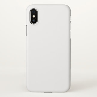 Funda Para iPhone X Caso mate del iPhone X de Apple