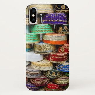 Funda Para iPhone X Casquillos árabes en el mercado