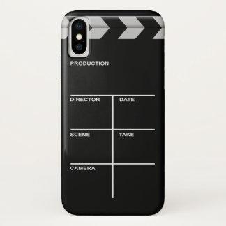 Funda Para iPhone X Cine de la tablilla para la acción