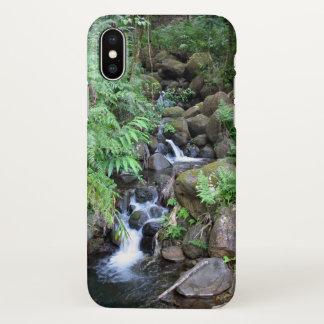 Funda Para iPhone X Corriente tropical hawaiana