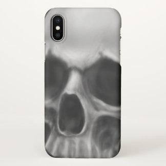 Funda Para iPhone X Cubierta del teléfono del cráneo