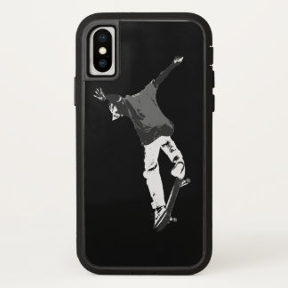 """Funda Para iPhone X """"Cubierta que mueve de un tirón"""" truco que anda en"""