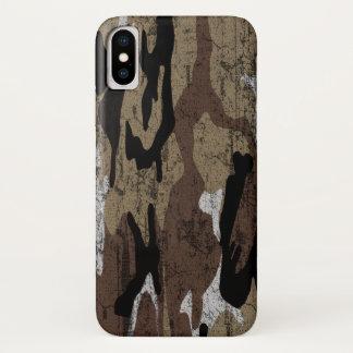 Funda Para iPhone X Desierto apenado Camo
