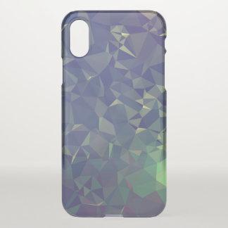 Funda Para iPhone X Diseños abstractos y limpios de Geo - luciérnagas