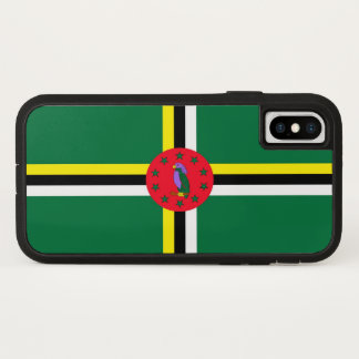 FUNDA PARA iPhone X DOMINICA