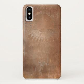 Funda Para iPhone X dreamcatcher grabado en relieve
