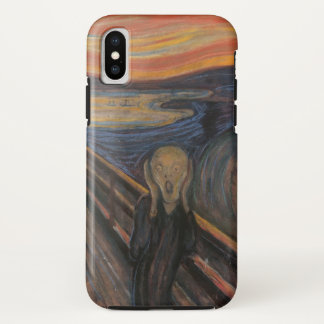 Funda Para iPhone X El grito