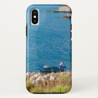 Funda Para iPhone X El pescador siciliano