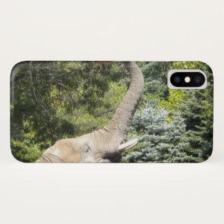 Funda Para iPhone X Elefante de alimentación