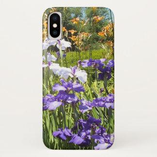 Funda Para iPhone X En el jardín del iris