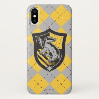 Funda Para iPhone X Escudo del orgullo de la casa de Harry Potter el |