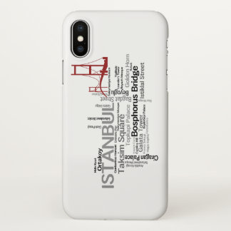 Funda Para iPhone X Estambul