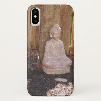 Funda Para iPhone X Estilo: Caso del iPhone X de Barely There de la