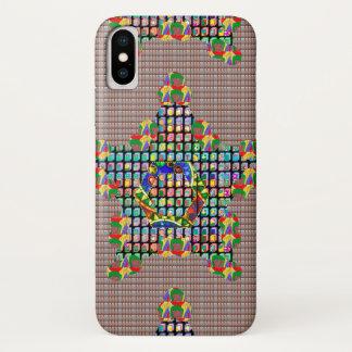 Funda Para iPhone X Estilo: Caso del iPhone X de Barely There de la