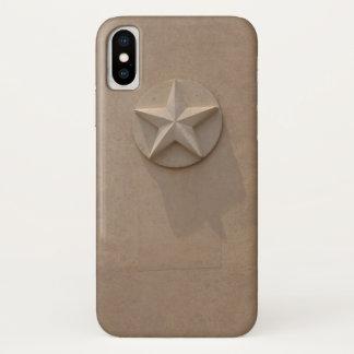 Funda Para iPhone X Estrella del moreno