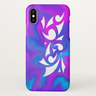 Funda Para iPhone X Fantasía púrpura (X/8/7)