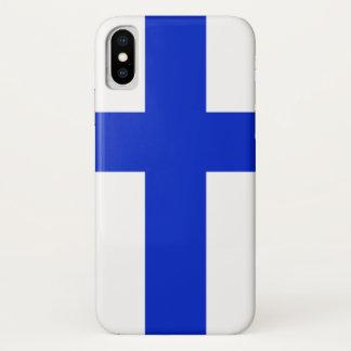 Funda Para iPhone X Finlandia