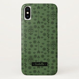 Funda Para iPhone X Frida Kahlo el | Coyoacán