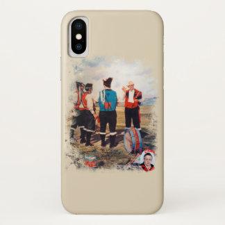 Funda Para iPhone X Gaiteros/Gaiteiros/Pipers