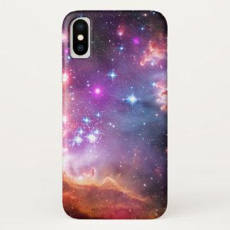 Funda Para iPhone X Galaxia angelical de Falln
