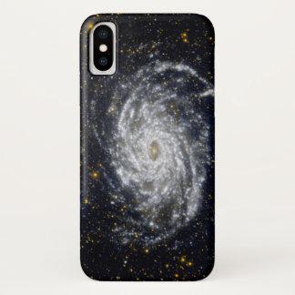 Funda Para iPhone X Galaxia espiral