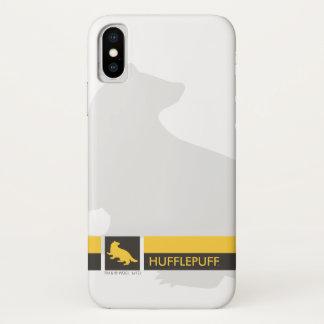 Funda Para iPhone X Gráfico del orgullo de la casa de Harry Potter el