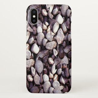 Funda Para iPhone X Guijarros minúsculos