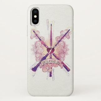 Funda Para iPhone X Harry Potter el | hasta el final