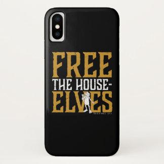 Funda Para iPhone X Harry Potter el | libremente los duendes de la