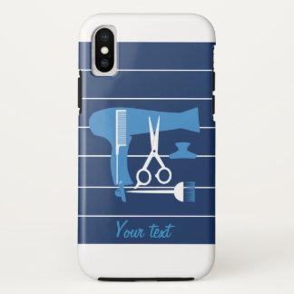 Funda Para iPhone X Herramientas de los peinados