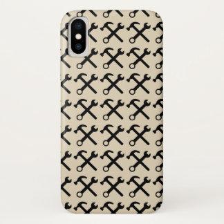 Funda Para iPhone X Herramientas del hardware