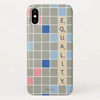 Funda Para iPhone X Igualdad