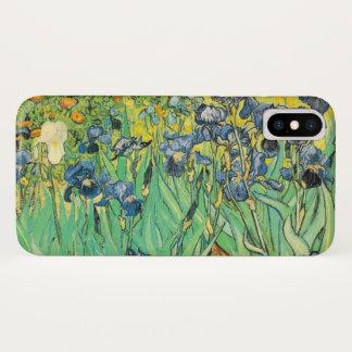 Funda Para iPhone X Iris de Van Gogh
