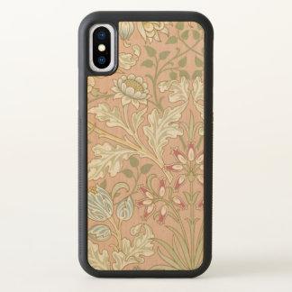 Funda Para iPhone X Jacinto GalleryHD de William Morris de la materia