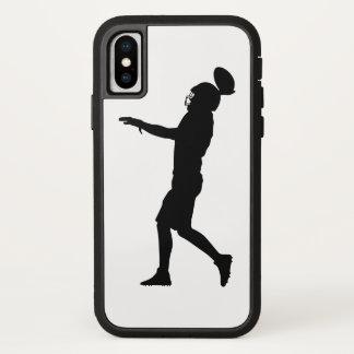 Funda Para iPhone X Jugador de fútbol americano