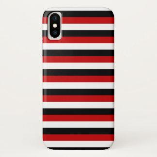 Funda Para iPhone X La bandera de Trinidad Trinidad y Tobago Yemen