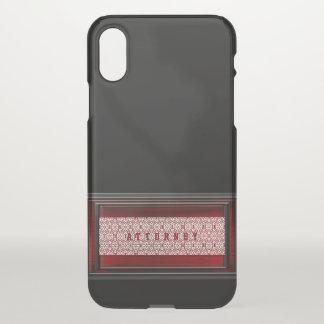 Funda Para iPhone X La más nueva caja del teléfono
