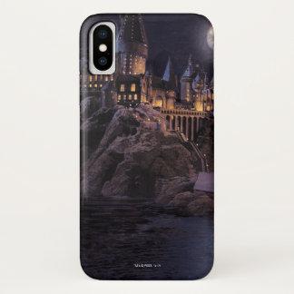 Funda Para iPhone X Lago castle el | de Harry Potter gran a Hogwarts