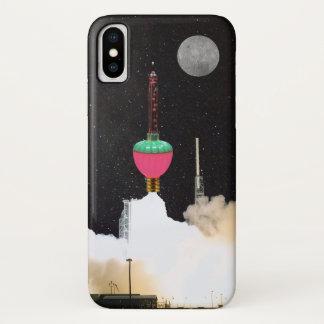 Funda Para iPhone X Lanzamiento de la luz de la burbuja