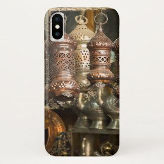 Funda Para iPhone X Linternas de cobre en el mercado