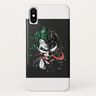 FUNDA PARA iPhone X LLAMO POR TELÉFONO A LA CAJA DEL TELÉFONO DEL