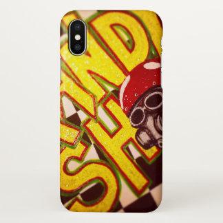 Funda Para iPhone X Llamo por teléfono a la tienda de X Kandy