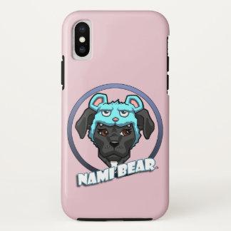 Funda Para iPhone X Logotipo de NamiBear