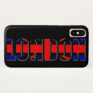 Funda Para iPhone X Londres