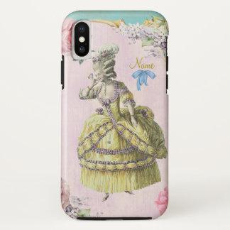 Funda Para iPhone X Marie lindo Antonieta (más opciones) -