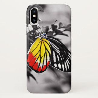 Funda Para iPhone X Mariposa hermosa