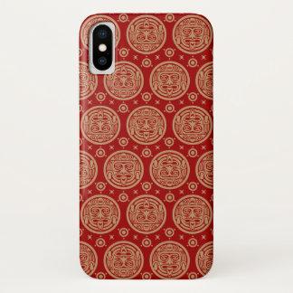 Funda Para iPhone X Modelo azteca