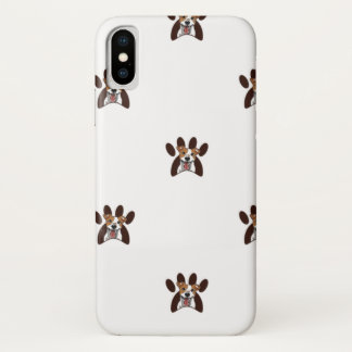 Funda Para iPhone X Modelo del logotipo
